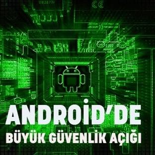 Android Güvenlik Açığı
