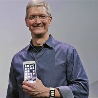 Apple Son Çeyrekte 74 Milyon iPhone Sattı!