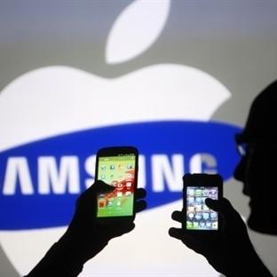Apple ve Samsung'un 2014 Yılındaki Pazar Payı
