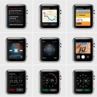 Apple Watch için Uygulama Hazırlıkları Sürüyor