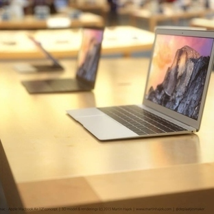 Apple Watch ve 12 inç MacBook Air Mart'ta Geliyor