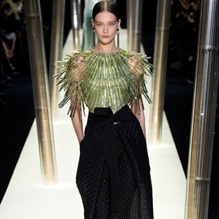 Armani Prive Couture Bahar 2015