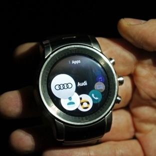 """Audi 'den Yepyeni Bir Teknoloji """"SmartWatch"""""""