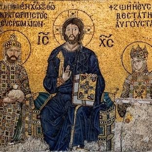 Ayasofya'nın Mozaikleri