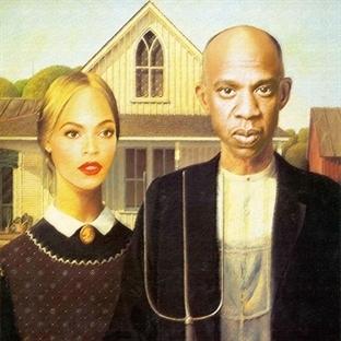 Beyonce ve Ailesi Ünlü Portrelerde
