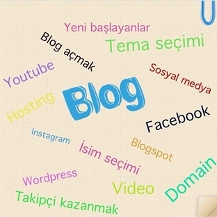 Blog nasıl açılır - Temel Bilgiler