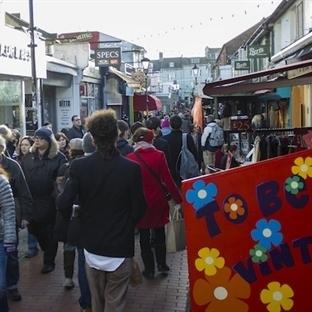 Brighton'da Gezilecek İlginç Yerler (1)