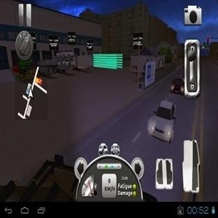 Bu Oyuna Bayılacaksınız; Truck Simulator 3D