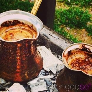 Buram Buram Kahve Kokusu İstanbul'u Sardı Geçti
