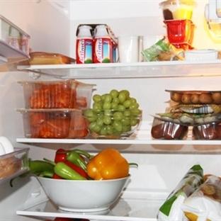 Buzdolabınız temiz mi?