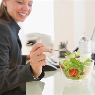 Çalışan Kadınlar İçin Diyet Listesi