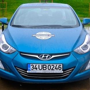 Çekik Gözlü Alman. Hyundai Elantra.