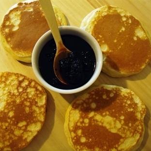 Çekirdek Aile Ölçülerinde: Pratik Az Pancake
