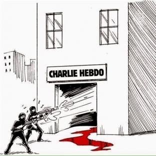 Charlie Hebdo Saldırısından Sonra Kalemler Susmadı