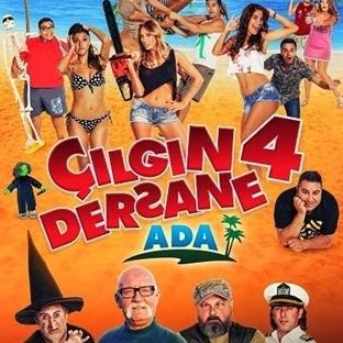 Çılgın Dersane 4 : Ada