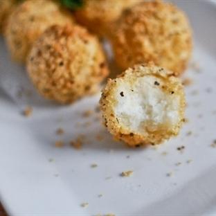 Çıtır Peynirli Patates Topları