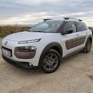 Citroën C4 Cactus İncelemesi