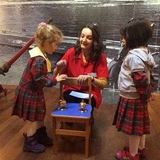 Çocukla gezinti : İtfaiye Müzesi