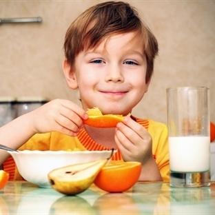Çocuklarda Beslenme Alışkanlığı ve İştahsızlık