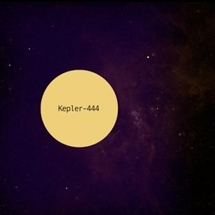 Çok Yaşlı Yıldız Sistemi Keşfedildi