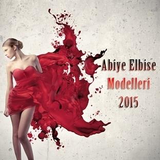 Davetler için Abiye Elbise Modelleri 2015