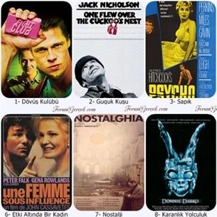 Deliliğin Anlatıldığı En İyi Filmler