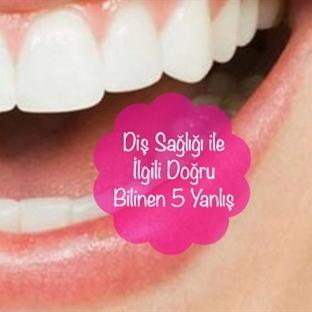 Diş Sağlığı ile İlgili Doğru Bilinen 5 Yanlış