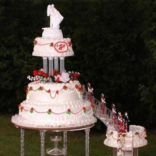 Düğün Pastanızla Davetlilerinizi Şaşırtın