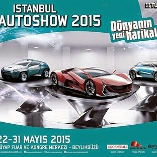 Dünyanın Harikaları ; İstanbul AutoShow da...