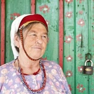 Ege'de bir yörük köyü: Çomakdağ