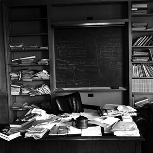 Einstein Ölmeden Önce Tahtaya Ne Yazdı