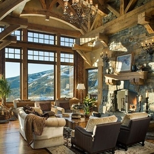 En Davetkar Dağ Evleri Nasıl Dekore Edilir?