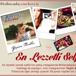 En Lezzetli Selfie: #Tribecadayemekteyiz!