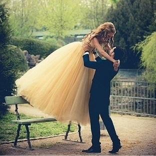 En Romantik Düğün Pozları