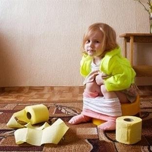 Erken Tuvalet Eğitimi Kabızlığa Yol Açabilir