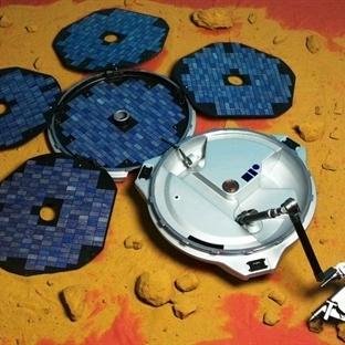 ESA'nın Kayıp Mars Aracı Beagle-2 Bulundu