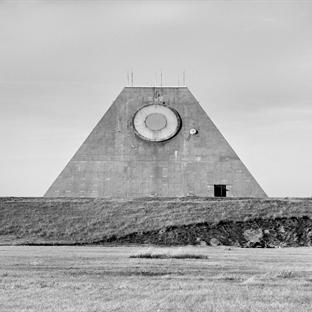 Esrarengiz Kuzey Dakota Piramidi