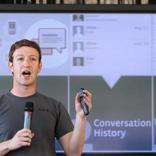 Facebook Çalışanlara Özel Yeni at Work Servisini D