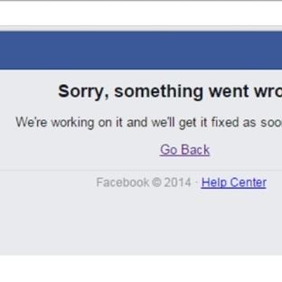 Facebook Ulaşılamıyor Hatası