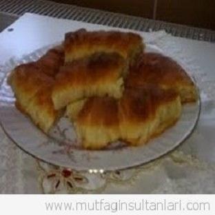 Fındıklı Burma Böreği Tarifi