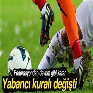 Futbolda Yabancı Kuralı İçin 3 Öneri