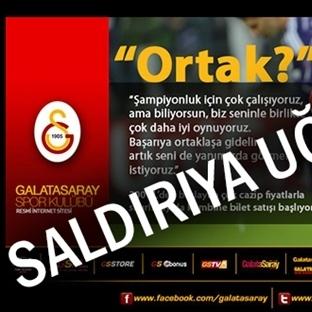 Galatasaray.org Saldırısı Hakkında