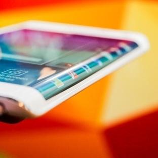 Galaxy S6'nın Edge Versiyonu Da Olacak