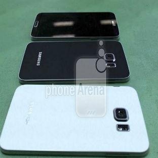 Galaxy S6'nın Yeni Prototip Fotoğrafı Ortaya Çıktı