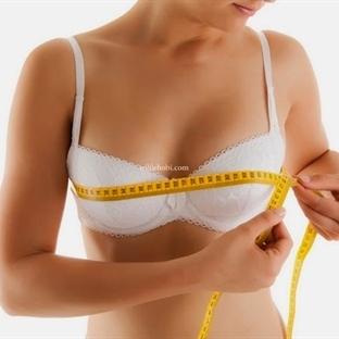 Göğüsleri Büyüten ve Dikleştiren 4 Doğal Çözüm !