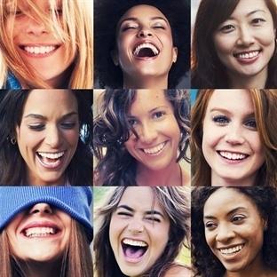 Gülümsemenin büyüsü