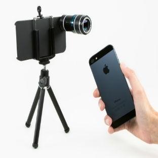iPhone İle Fotoğraf Çekenlere 5 Yardımcı Araç