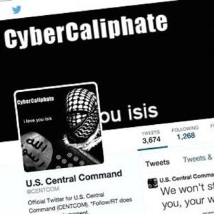 IŞID ABD Ordusu'nun Sosyal Medya Hesaplarını Hackl