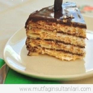 Kağıt Helva Pastası Tarifi