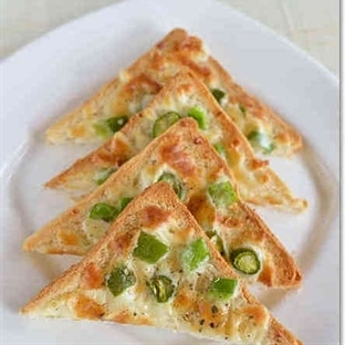 Kahvaltılık Peynirli Çıtır Ekmek Tarifi